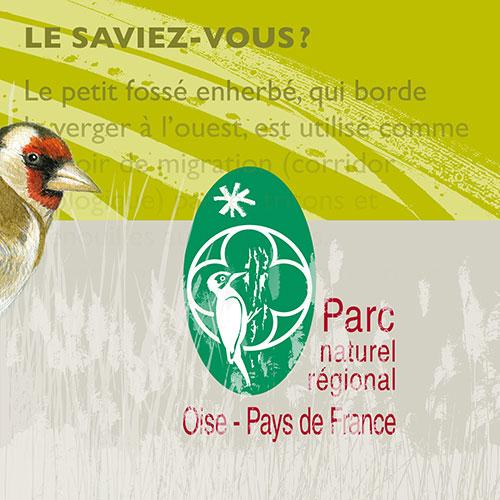 PARC NATUREL RÉGIONAL OISE – PAYS DE FRANCE